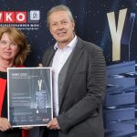 Verleihung des IMMY 2020 Sonderpreises für Bauträger an FLAIR
